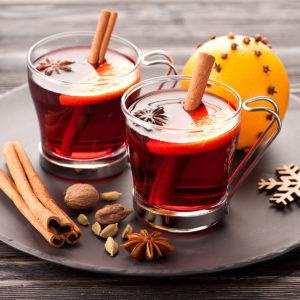 Красный чай и ройбуш